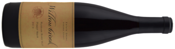6 Pack- 2013 Willowbrook Estate Cellars | Pinot Noir | Russian River Valley, CA