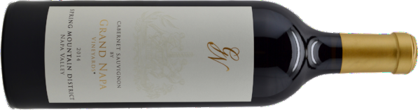 2014 Grand Napa Vineyards | Cabernet Sauvignon | Spring Mountain, Napa, CA  65% OFFBuy wine online Chardonnay Cabernet Sauvignon, red & white wine