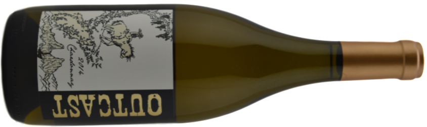 2014 |  Outcast Winery | Chardonnay | Napa Valley-SOLD OUT!