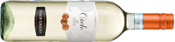 *6 Pack or 12 Pack Deal* 2016 Cielo Pinot Grigio | Della Venezie IGT, Italy