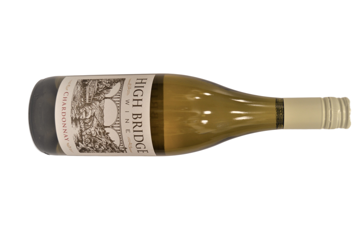 2016  High Bridge Chardonnay, Alexander Valley