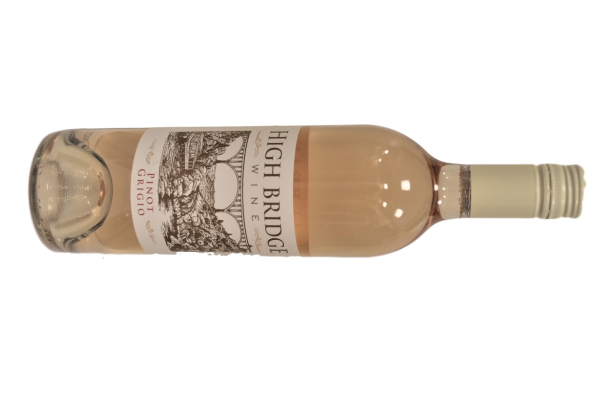 2016 High Bridge Pinot Grigio, North  Coast