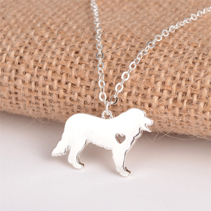 Bernese Mountain Dog Necklace