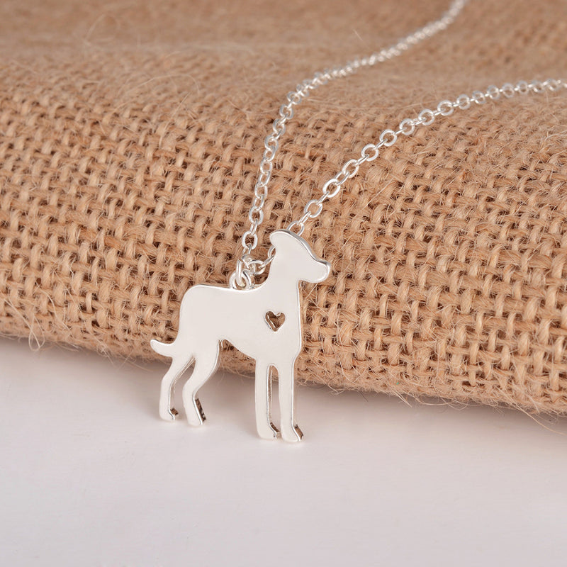 Catahoula Cur Dog Necklace