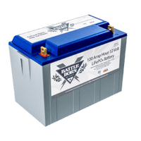 BattleBorn 100 Ah 12V LiFePO4 Deep Cycle Battery