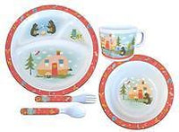 Camp Casual Kids Dish Set