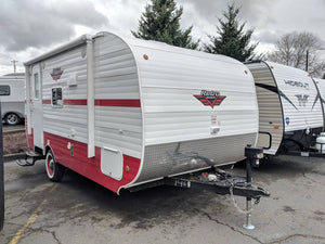 Retro 169 19' Travel Trailer by Riverside RV