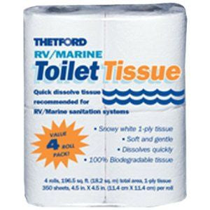Thetford Toilet Tissue for RV/Marine