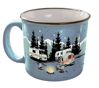 Camp Casual Mug - Starry Night
