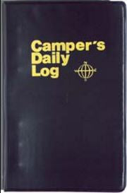 A Camper's Daily Log.
