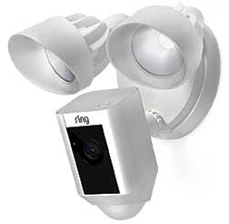 Ring Flood light camera