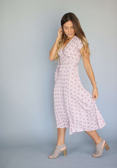 Lane Wrap Dress, dresses and skirts, Miel Boutique   - Miel Boutique