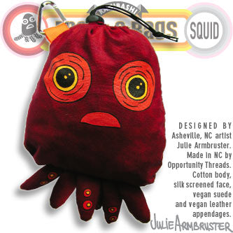 FREAK O' BAGS Squid