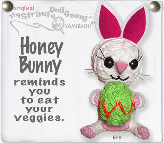 Honey Bunny Egg