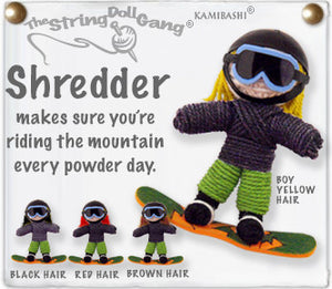 Shredder Boy