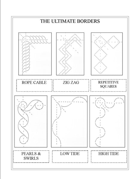 ULTIMATE BORDERS COMPLETE COLLECTION
