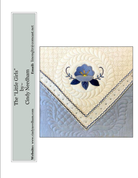 LINEN QUILTS HANDBOOKS-3 BOOK SET!