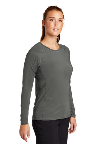 Sport-Tek ® Ladies Long Sleeve Rashguard Tee UPF 50