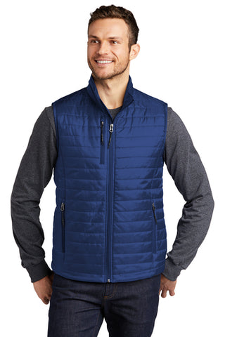 Port Authority Men's Packable Puffy Vest