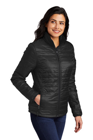 Port Authority Ladies Packable Puffy Jacket