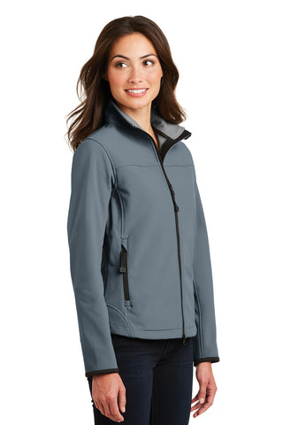 Port Authority Ladies Soft Shell Glacier Jacket