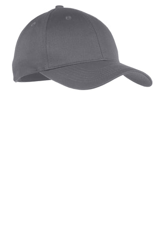 YOUTH -Port & Company® - Six-Panel Twill Cap - Mid Profile