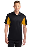 Sport-Tek® Men's Side Blocked Micropique Sport-Wick® Polo 2XL-6XL