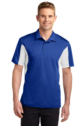 Sport-Tek® Men's Side Blocked Micropique Sport-Wick® Polo 2XL-6XL with USPC South Region Logo
