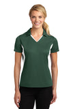 Sport-Tek® Ladies Side Blocked Micropique Sport-Wick® Polo with USPC South Region Logo