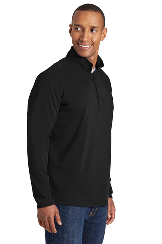 Sport-Tek® Men's Sport-Wick® Stretch 1/2-Zip Pullover - 12 colors