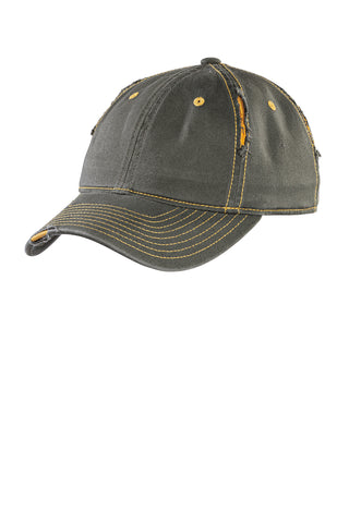 District ® Distressed Cap - Low Profile