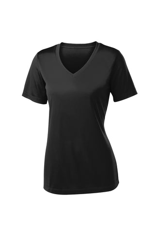 Sport-Tek® Ladies PosiCharge® Competitor™ V-Neck Tee - 2XL-4XL