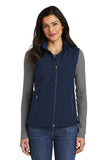 Port Authority Ladies Soft Shell Vest