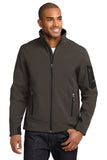 Sherpa Lined Eddie Bauer® Mens Rugged Ripstop Soft Shell Jacket