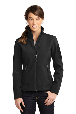 Sherpa Lined Eddie Bauer® Ladies Rugged Ripstop Soft Shell Jacket