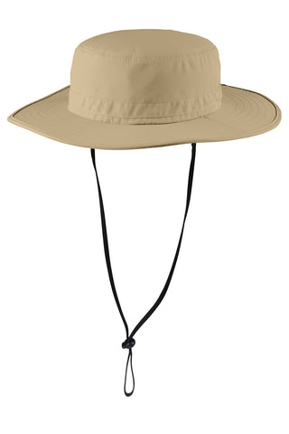 Port Authority® Outdoor Wide-Brim Hat w/Concealable Sun Flap