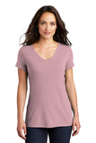 District Women's Perfect Tri V Neck Tee