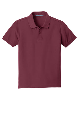 Port Authority® Youth Core Classic Pique Polo