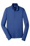 Sport-Tek® Men's PosiCharge® Competitor™ 1/4-Zip Summer Moisture Wicking