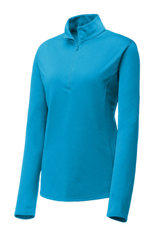 Ladies OTTB Moisture Wicking 1/4 Zip