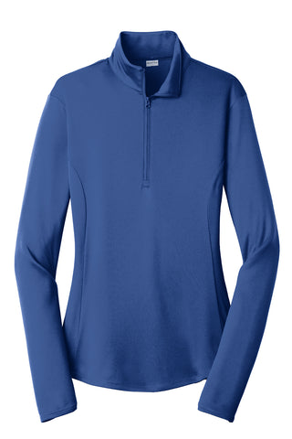 Sport-Tek® Ladies PosiCharge® Competitor™ 1/4-Zip Pullover with USPC South Region Logo