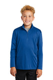 Youth OTTB Moisture Wicking 1/4 Zip