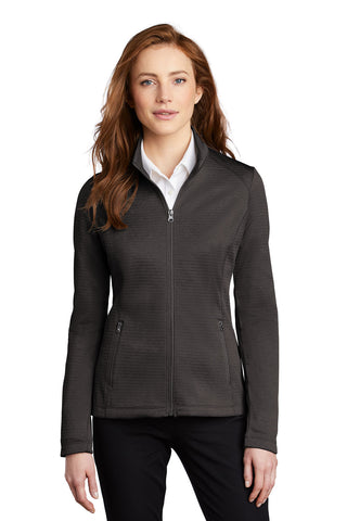 Port Authority ® Ladies Diamond Heather Full-Zip Jacket