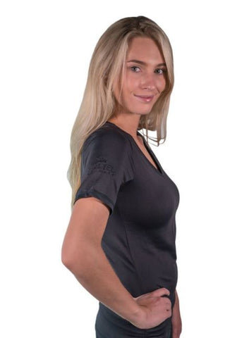 SALE PRICE - Kastel Short Sleeve UV shirt with Mesh underarms