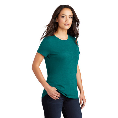 District® Women's Perfect Tri Blend Tee - 2XL-4XL