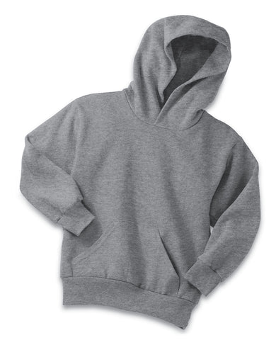 Youth Port & Company® - Core Fleece Pullover Hooded Sweatshirt