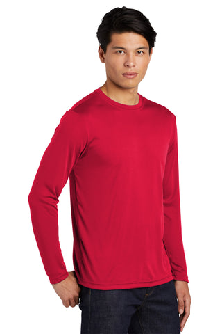Moisture Wicking Sport-Tek® Long Sleeve Competitor™ Tee- Sizes 2XL-4XL