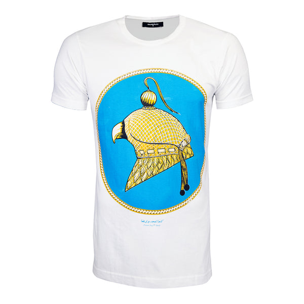 FALCON ROPE HEAD T-SHIRT