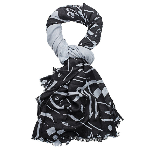 Calligraphy Scarf