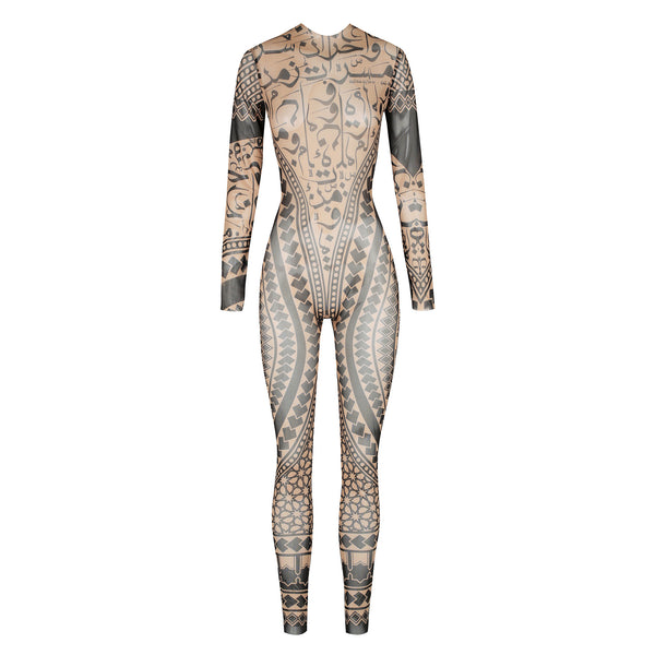 Tattoo Bodysuit